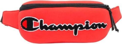 NWT CHAMPION Men's Chenille Neoprene Large Fanny Pack Belt W