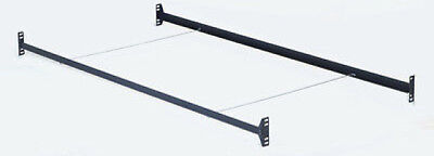 - TWIN SIZE BOLT ON STEEL FRAME RAILS W/CROSS TIES FOR BUNKBED OR HDBD/FTBD BEDS