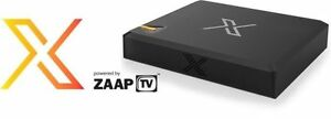 2016 ZaapTV X & Zaptv HD609 Android Media Player 700+ Arabic Liv