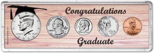Congratulations Graduate Coin Gift Set, 2021