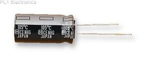 Panasonic-eca1jhg101-Condensatore-radiale-63V-100uF-PREZZI-PER-5