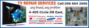 Professional Guaranteed Prof service TV, LCD, or any Electronics