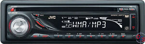 JVC Radio CD/MP3