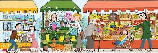 Michelle's Market place