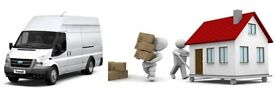 24/7 Man & luton Van, delivery & collection, house/office/flat removals clearance shifting & mover