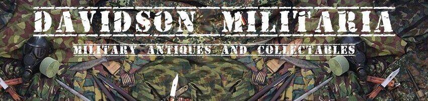 Davidson Militaria