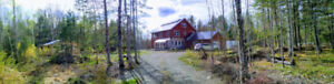 New off-grid property on 50 acres