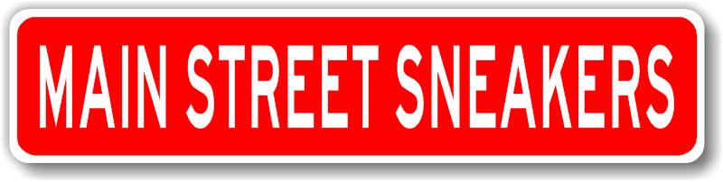 Main Street Sneakers