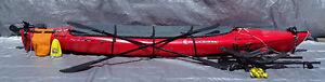 Kayak - Wilderness System Pamlico 135 Tandem