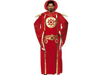 """Mens """"Ming the Merciless"""" costume wanted"""