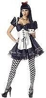 MALICE IN WONDERLAND / ROCKY HORROR SHOW SIZE 10/12 THIS OUTFIT IS ONLY THE DRESS
