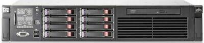 HP Proliant DL380 G7 2x Xeon QC X5660 2.8GHz / 16gb / 8x 146gb DP / 2x 750w