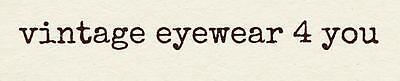 Vintage Eyewear 4 You