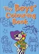 Boys Colouring Book