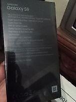 Galaxy S9 64gb New