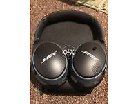BOSE SoundLink II Wireless Bluetooth Headphones – Black Like new