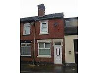 **LET BY** 2 BEDROOM TERRACED, MAY PLACE FENTON, ST4 3EA **DSS ACCEPTED**NO DEPOSIT**
