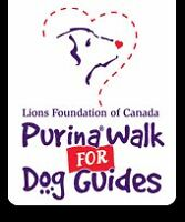 Purina Walk for Dog Guides May 23rd 9am at Kelso Beach