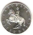 Austria 5 Schilling Silver