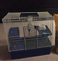 Hamster/small rodent cage and accessories London Ontario image 1