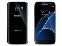 Sim Free Samsung Galaxy S7 Black 32GB With Warranty