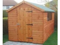 Sheds made to any size and style - Dereham