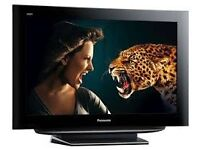 """Panasonic 32"""" Widescreen 1080p Full HD LCD TV-with Inbuilt Freeview"""