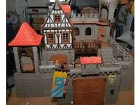 Playmobil Castle and People