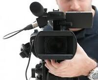 Videographer Wanted for Hamilton-based Shoot