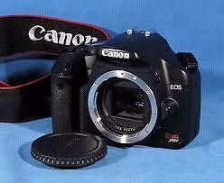 Camera Canon xsi