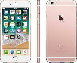 iPhone 6s 64GB rose gold UNLOCKED ( including Freedom / Chatr ) 10/10 condition $280 FIRM
