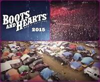 Boots and Hearts Tent Camping.