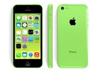 Sim Free IPhone 5C Green