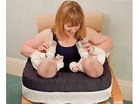 Harmony duo breastfeeding pillow