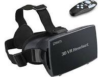 BRAND NEW DEIM 3D Virtual Reality Headset Universal Virtual £20.00 ONO