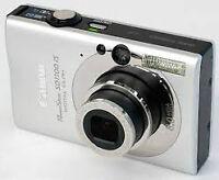 Canon PowerShot ELPH SD1100