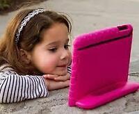 Etui pour iPad Air 1,2, Ipad 2,3,4 et iPad mini pour enfant!