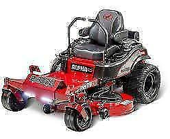 "BIGDOG ALPHA MP 54"" ZERO TURN MOWER"