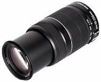 Canon telephoto zoom lens image stabilized 55-250mm is ii