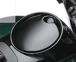 Harley Davidson touring fuel door gloss black