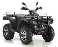 SALE IS ON NOW. 600 CC 4X4   $4900.00