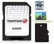 TomTom SD Card Maps