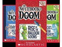 The Notebook of Doom (13 Book Series)