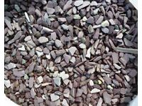 Plum Slate ( 20mm or 40mm gravel) Bulk Bag