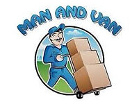 Man & Van Available for Hire
