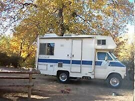 WANTED: 18FT Motorhome