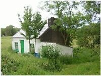 COTTAGE/SITE FOR SALE, CLARE, IRELAND £49,900