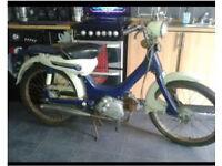 Honda pic 50