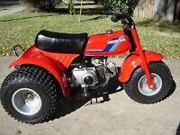 Wanted Honda Atc 70 90 110 125m 185 200 250