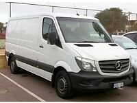 Young lad with a van - need help moving?